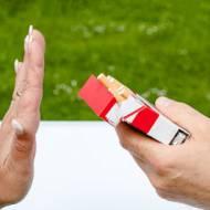 Dieta w rzucaniu palenia