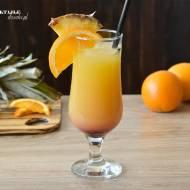 Exotic Summernight - drink z połączenia pomarańczy i ananasa