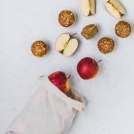 Muffiny cynamonowe z jabłkami