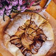 Galette z jabłkami – rustykalna tarta z jabłkami