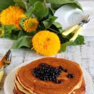 Pancakes z dynią