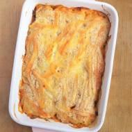 Zapiekanka ziemniaczana z mięsem mielonym / Potato and Ground Meat Casserole