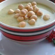 Zupa – krem z cukinii