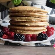 Budyniowe pancakes