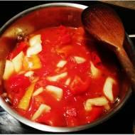 Krem pomidorowo - paprykowy prosto z Węgier