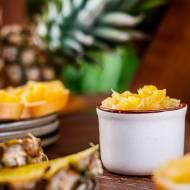 Konfitura jabłkowo - ananasowa