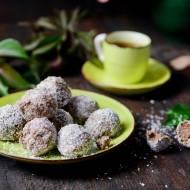 Kulki kokosowo-czekoladowe