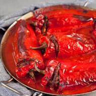 Papryka Ramiro faszerowana mięsem i ryżem. PRZEPIS