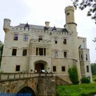 Zamek w Karpnikach woj. dolnośląskie