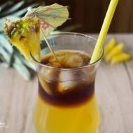Malibu Surfer - drink o ciekawej mieszance malibu rum z Jagermeister