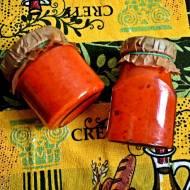 Pasta z papryczki chilli na zimę