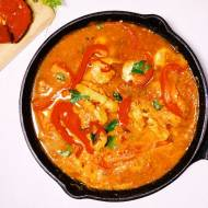 Środa: Ryba w sosie pomidorowym (aharaimi)