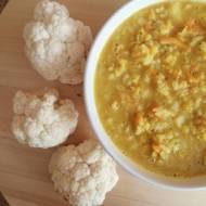 Zupa warzywna - wegańska