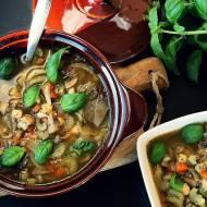 Zupa zdrowia, rozpalająca kubki smakowe