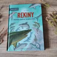 Rekiny, najlepsi mysliwi w przyrodzie. Joe Flood - recenzja książki.