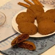 Ciasteczka jaglane z kokosem