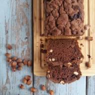 Ciasto czekoladowe z orzechami / Chocolate Nut Cake