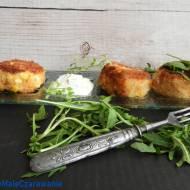 Kotleciki z ziemniaków i łososia