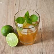 Tropical Aperol - drink trochę zbliżony do mohito z dodatkiem Aperolu
