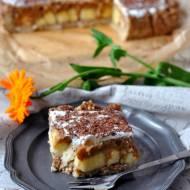 Banoffee pie (bez pieczenia, wegańskie, bez cukru)