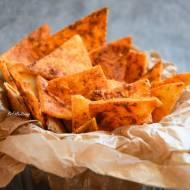 Domowe paprykowe nachos – najlepsza imprezowa przekąska