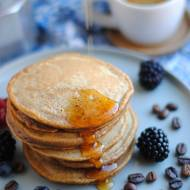 Kawowe pancakes