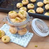 Tureckie ciasteczka muszelki
