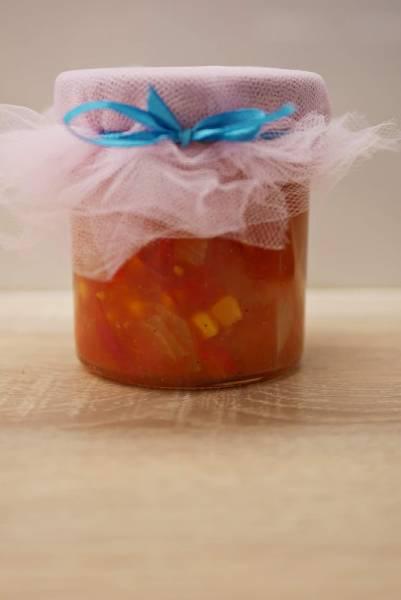 Pomidorowy sos slodko kwasny
