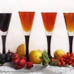 Nalewki na jesień - aroniówka, pigwówka, jarzębinówka i z owoców dzikiej róży