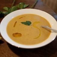 Zupa krem z maślaków