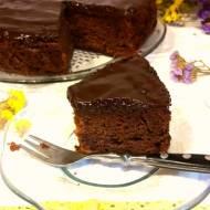 Ciasto czekoladowe ekspresowe (Murzynek)
