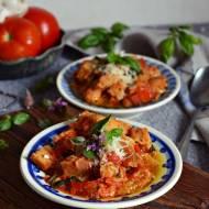 Pappa al pomodoro, czyli Toskańska pomidorowa