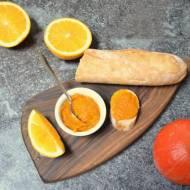 Dżem dyniowy z nutą pomarańczy i wanilii