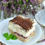 Księżniczka – szybkie ciasto bez pieczenia