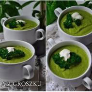 Zupa z groszku
