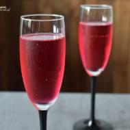 Champagne in Red - szampan Prosecco z grenadyną