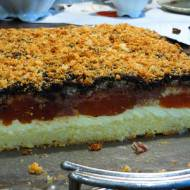 Ciasto Brzoskwiniowa Koletka