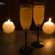 Mimosa ( Mimoza ) - czyli finezyjna nazwa na drink z Prosecco i sokiem pomarańczowym
