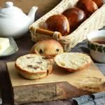 Norweskie bułeczki z rodzynkami (Rosinboller) czyli Niedzielne Śniadanie odc. 121