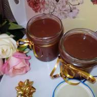 Domowa nutella z orzechów laskowych