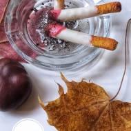 Jadalne papierosy na Halloween