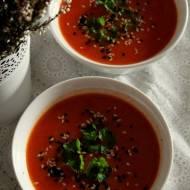 Krem paprykowo – pomidorowy