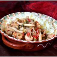 Potrawka z grzybami