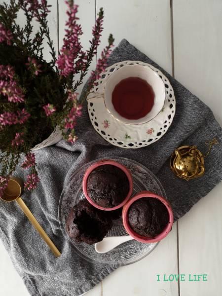 Muffinki czekoladowo-dyniowe