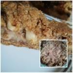 kruchy jabłecznik z mąki orkiszowej