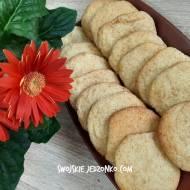 Amerykańskie ciasteczka cynamonowe