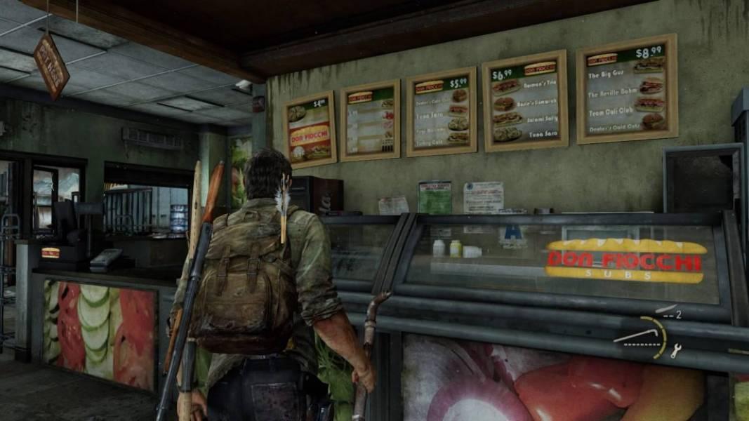 Dyniowy mrożony jogurt ze Swirls – The Last of Us: Left Behind