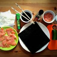 Najprostsze sushi maki