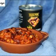 Chili Con Carne z dodatkiem warzyw mix od Rolnika