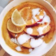Dyniowe smoothie bowl